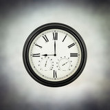 nine clock