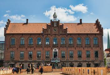 Nyborg city hall, Denmark