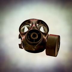 modern gas mask