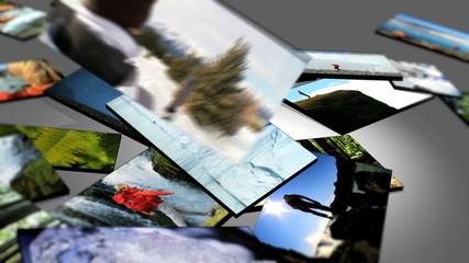 Montage 3D Tablets Outdoor Lifestyle Achievements