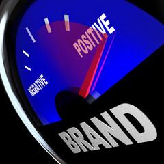Brand Gauge Measuring Identity Loyalty Response Impression