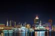 Cap san Diego in Hamburg bei Nacht