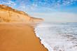 beach sunset breakers
