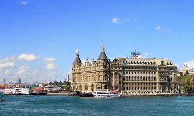 Haydarpasa Harbor, Istanbul