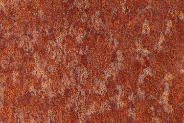 Steel corrosion background