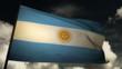 Flag Argentina 02