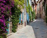 Fotoroleta Piękna uliczka w Asyżu
