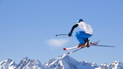 Skisprung