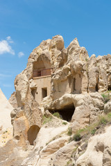 Open air Museum - Cave pigeon houses
