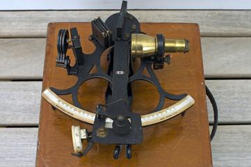Sextant - Sea Navigation Instrument