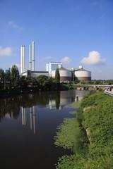 Kraftwerk - Hamburg Tiefstack