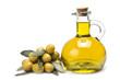 Aceite de oliva para una dieta equilibrada y sana.