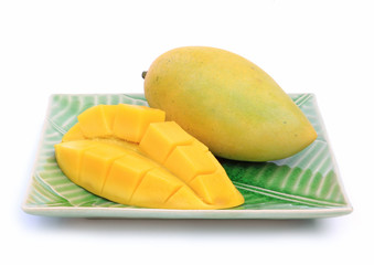 Yellow mango