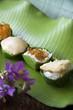 Thai dessert set