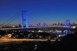 A Blue Evening Istanbul Bosphorus Bridge