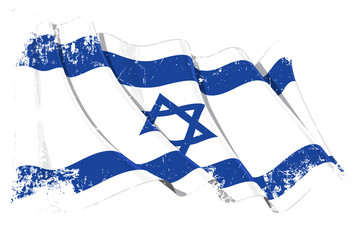 Grange Flag of Israel