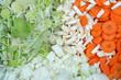 Bunte Gemüsemischung