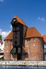 Żuraw in Gdansk