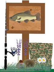cartello pesca