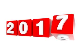 2017 New Year Nuevo Año