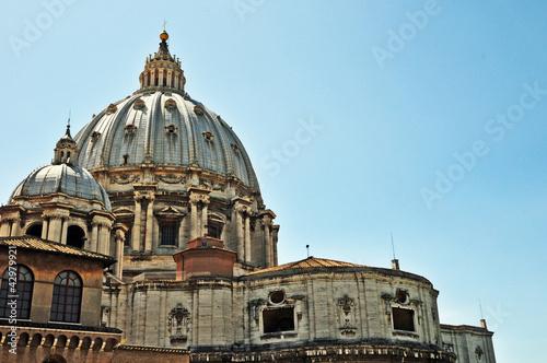 Roma, Città del Vaticano - Cupola di San Pietro
