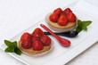 tartelettes aux fraises 2