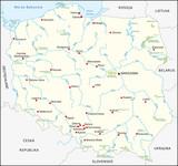 Fototapety Polen, Nationalparks