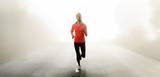 endurance runner training poster