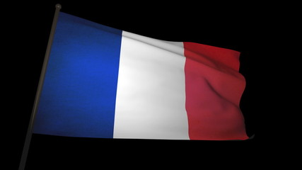 Flag France 01