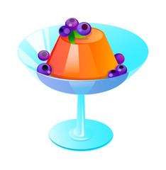 vector icon jelly