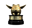 When Pigs Fly Trophy Award
