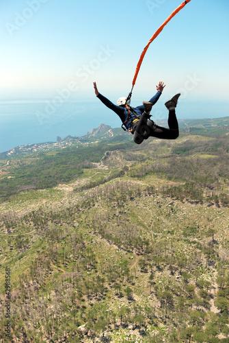 Rope jumping. - 42988568