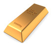 Golden brick