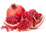 Fototapety Ripe pomegranate fruit