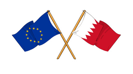 European Union and Bahrain alliance and friendship