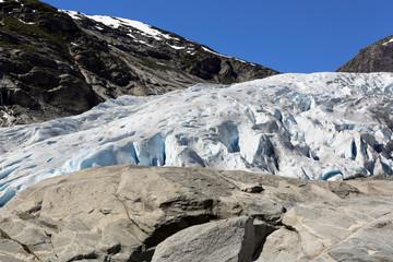 Nigardsbreen Glacier. Norway