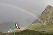 arco iris bandera italia