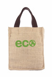 a Recycle Ecology shopping bag USA