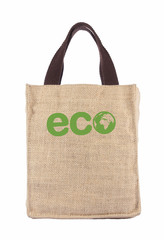 a Recycle Ecology shopping bag Africa