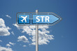 Stuttgart (STR) international Airport