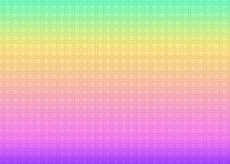 texture colorata con cerchi