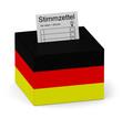 Deine Stimme für Deutschland