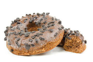 poisonous donut (moldy)