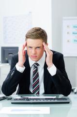 kopfschmerzen am arbeitsplatz