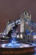 Statua dal Tower Bridge