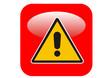 App - Warnung
