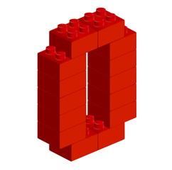 レゴ アルファベット
