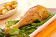 Coscia di pollo