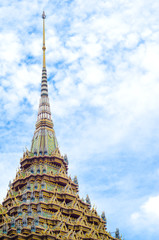 Pagoda in Grand palace - Bangkok