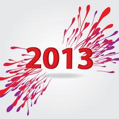 Year 2013 AD
